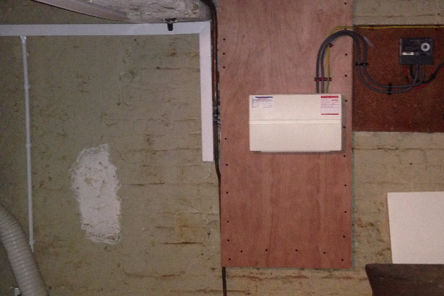 Complete Rewire - CLIFF Electrical, Polegate, East Sussex